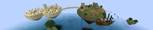 Serveur Minecraft Survival Island